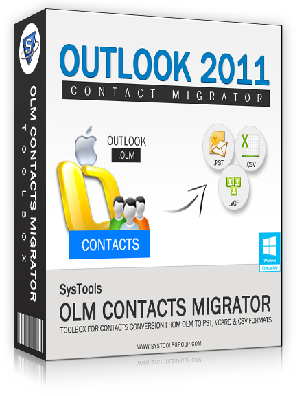 OLM Contacts Migrator Toolbox